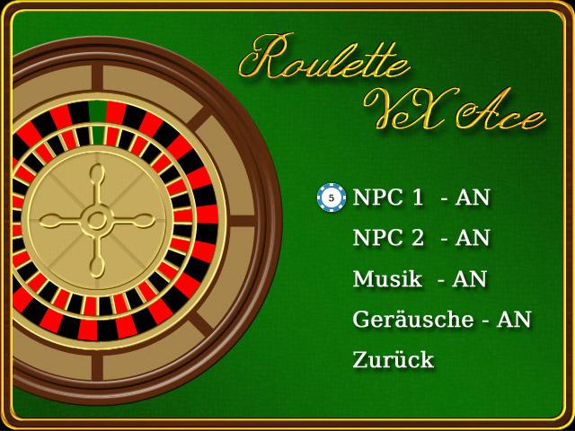 Roulette VX Ace Bild 2