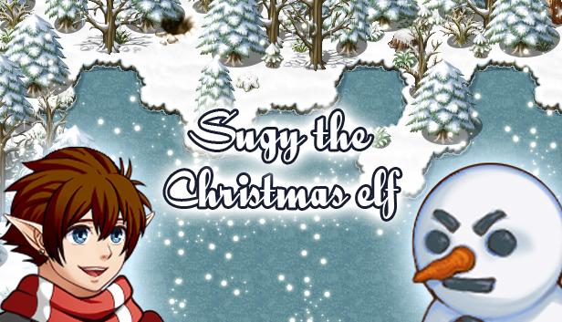 Zucki der Weihnachtself Banner