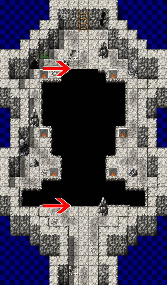 Unsichbarer Weg Rätsel Bild 8