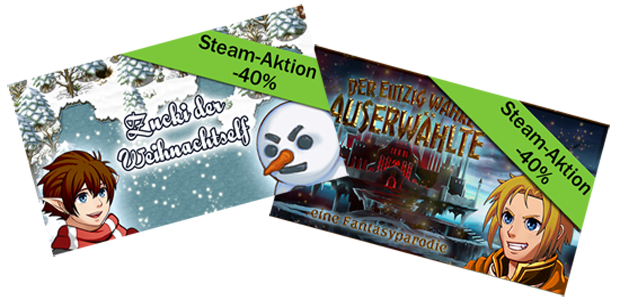 Steam Rabattaktion -40%